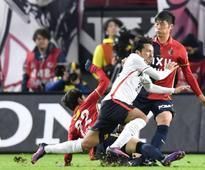 Urawa shakes off rust to claim advantage in J. League Championship final