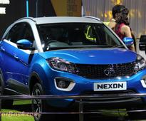 Production Ready NEXON SUV Unveiled & it Looks Real Good Apart from the Rear [Auto Expo 2016]