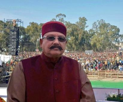 Uttarakhand Election 2017: Congress saw me as Hindu face: Rebel leader Satpal Maharaj
