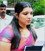 Arrest warrant against Saritha