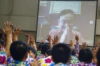 Former Thai PM Thaksin warns on democracy, economy in New Year message