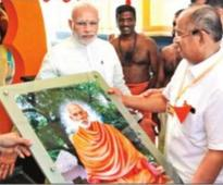 Speculations arise after Narendra Modi, Amit Shah visit Shiva temple