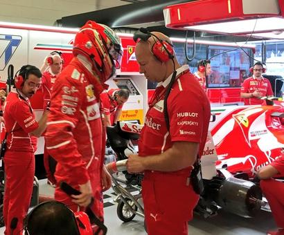 Ferrari had the tools to win this year BUT...