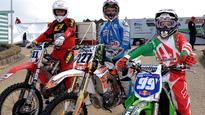 Pictures: Young riders prepare for Motocross Festival