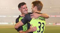 Big Bash League 2015/2016: Mike and Dave Hussey - golden brothers fight to death for silverware