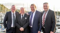 Quarriers inaugural Sportsman's Dinner scores highly with guests