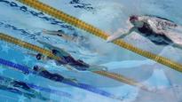 Ryan Lochte qualifies fastest in 200 IM, Michael Phelps third