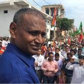 SP supports Udit Raj's beef statement, says he is under pressure from BJP