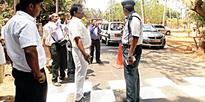 Unpainted Calangute speed breakers major cause of accidents: Lobo