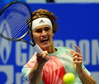 Wawrinka beaten by 'future of tennis' Zverev
