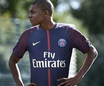 Champions League: Kylian Mbappe's form leaves his Paris Saint