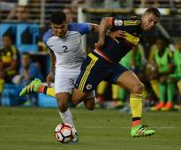 2016 Copa America: USA vs Colombia