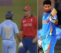 Finally, Yuvraj Singh Reveals What Flintoff Said Before He Hit 6 Sixes off Stuart Broad