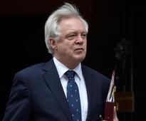 Britain's EU 'no deal' threat is genuine, says Brexit minister Davis