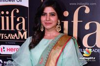 Samantha wins IIFA Utsavam award!
