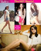 SLAY! Drashti Dhami, Nia Sharma, Surbhi Jyoti, Mahhi Vij  show you how to ROCK the shorts!
