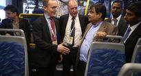 Scania launches biofuel-powered Citywide bus, premium G 310 truck at Auto Expo 2016