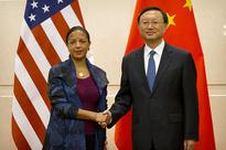 Susan Rice urges candour and openness on Beijing visit
