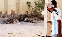 12 freed Libya inmates tortured and murdered