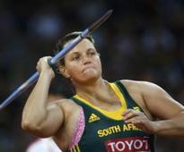 Viljoen looks back on stellar javelin career