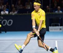 Swiss Indoors: 'Calm' Kei Nishikori, Marin Cilic ...