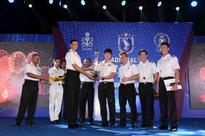 Singapore wins Admirals Cup Sailing Regatta at INA