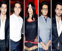 B-Town celebs attend wedding of producer Vikram Mohan's son