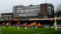 Aldershot make 13 players redundant