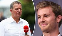 Nico Rosberg retirement will hurt Mercedes for years, claims F1 expert Martin Brundle