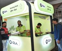 Ola partners with SCR, launches Ola kiosks at 3 railway stations