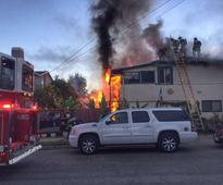 One cat dies, 2 more missing in San Leandro house fire