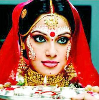 Bipasha's beautiful bridal avatars