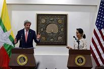 US Secretary of State urges further reforms in Myanmar