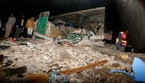 12 people killed in Kenyan building collapse after heavy rains