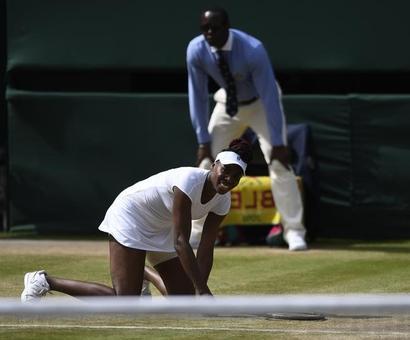 I'll be back for my 20th Wimbledon, says Venus Williams
