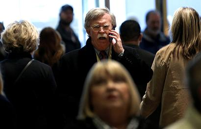 Why Bolton's appointment is dangerous for the world