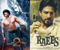 BAHUBALI: THE CONCLUSION teaser to be attached with SRK's RAEES - News