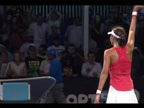 Elizaveta Kulichkova v Andrea Petkovic highlights (1R) | Australian Open 2016
