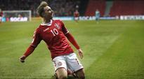World Cup 2018 Qualifiers: Czech Republic beat fellow strugglers Norway; Denmark down Kazakhstan