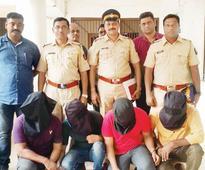 Mumbai: Conmen hired police uniform to kidnap businessman, 4 held