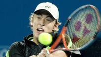 John Millman secures double-bagel victory over Ricardas Berankis