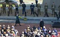Veterans mark Long Tan in Canberra