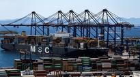 Largest Greek port now in Chinese hands