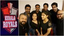 Celebrity Badminton League (CBL) 2016: Jayaram's 'Kerala Royals' team launched in Kochi [PHOTOS+VIDEO]