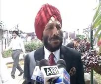 Milkha slams Salman's selection as Indian Olympic contingent's goodwill ambassador