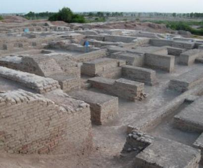 Indus civilisation did not grow around a flowing river, say researchers