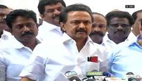 DMK will not accept salary hike unless transport workers demands are met, says M K Stalin