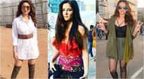 Parineeti Chopra, Sonakshi Sinha, Katrina Kaif: Bollywood belles in rocking style for Coldplay's Mumbai concert
