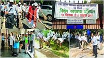 This Gandhi Jayanti, cleanliness takes centrestage in NCR