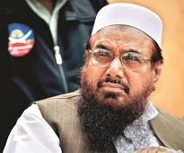 India concerned over Pak failure in acting against Hafiz